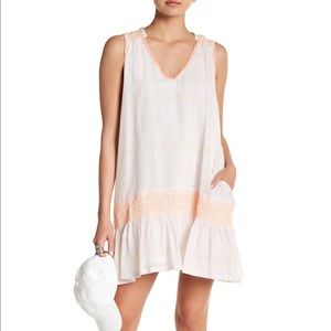 "NWT Free People ""Run With Me"" minidress (M)"